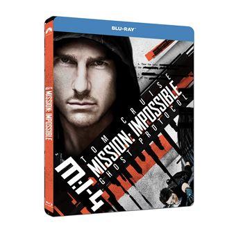 Mission : Impossible  Les FilmsMission : Impossible Protocole fantôme Steelbook Blu-ray