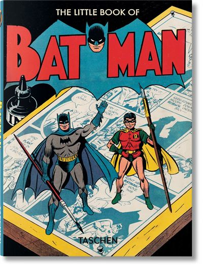 pi-DC Comics, Batman