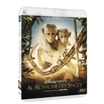 Au royaume des singes Blu-ray