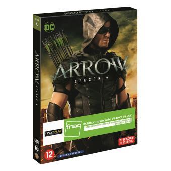 ArrowArrow Saison 4 Edition spéciale Fnac DVD