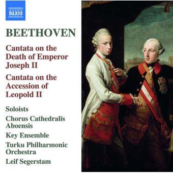 Cantate mort de l'Empereur Joseph I Cantate av de l'Emp Leopold II