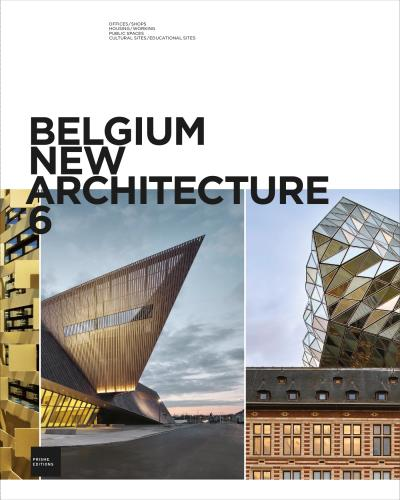 Belgium, new architecture