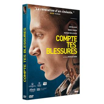 Compte tes blessures DVD
