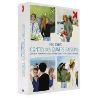 Coffret Les Contes des quatre saisons DVD