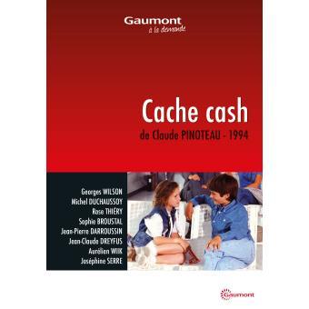 Cache Cash DVD