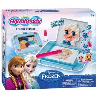 Kit créatif 850 perles Frozen La Reine des Neiges Aquabeads - Perle - Achat    prix   fnac 93160870f8ff