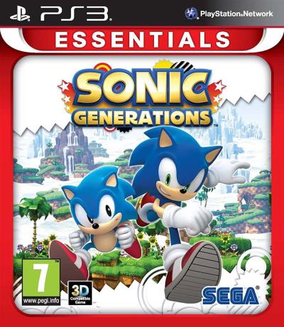 Sonic Generations Essentials VF PS3