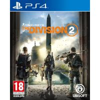 TOM CLANCY'S THE DIVISION 2 FR/NL PS4
