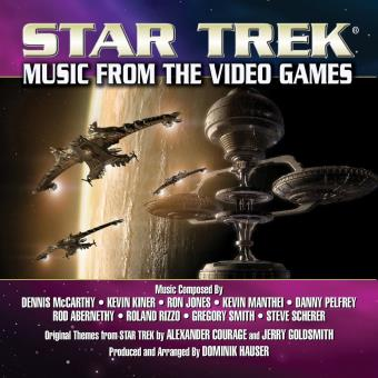 Star Trek Music from the video games