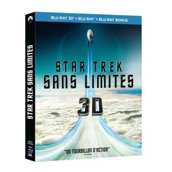Star TrekStar Trek Sans limites Blu-ray 3D