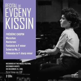Evgeny Kissin Recital
