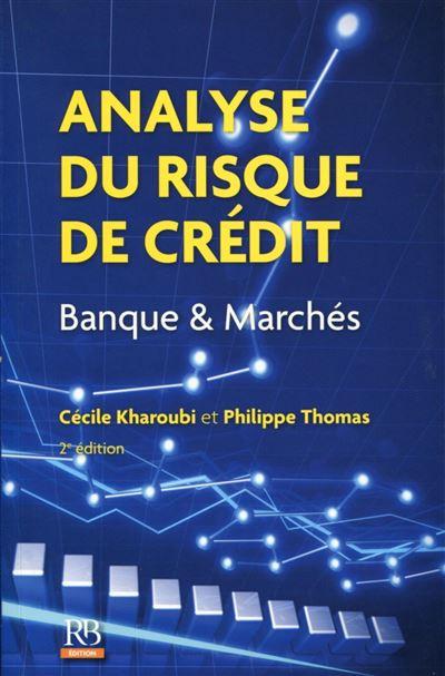 L'analyse du risque de crédit