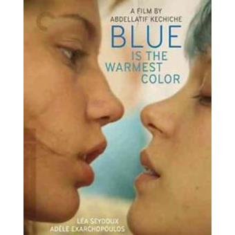 The warmest color/criterion collection blue is/fr/st gb