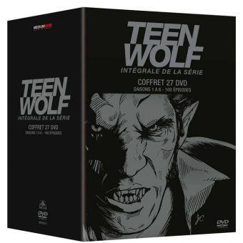 Teen WolfTeen Wolf Coffret l'intégrale de la série DVD