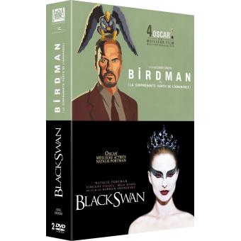 Coffret Birdman + Black Swan DVD
