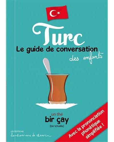 Turc, guide de conversation des enfants