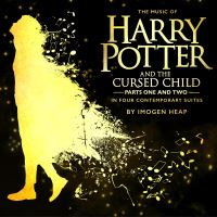 The Music of Harry Potter and The Cursed Child Double Vinyle 180 gr Gatefold Inclus un livret de 8 pages et un coupon MP3