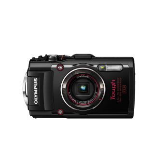appareil photo compact olympus stylus tg-4 noir - appareil photo