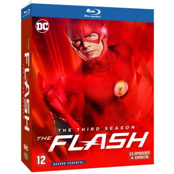 FlashFlash Saison 3 Blu-ray