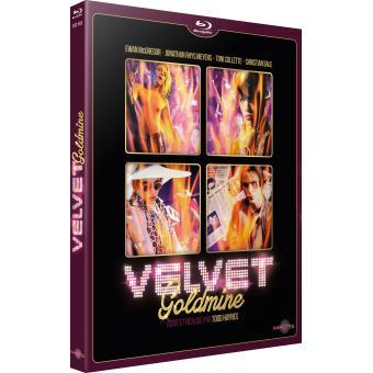 Velvet Goldmine Blu-Ray
