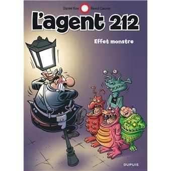 Agent 212Agent 212,28:effet monstre