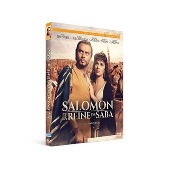 SALOMON ET LA REINE DE SABA-FR-BLURAY