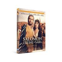 Salomon et la reine de Saba Blu-ray