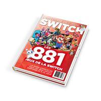 L'integrale des jeux Nintendo Switch