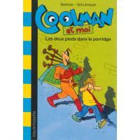 Coolman et moi. les deux pieds dans le porridge