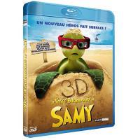 Le Voyage extraordinaire de Samy - Blu-Ray 3D