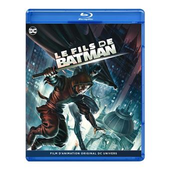 BatmanDCU : Le fils de Batman Blu-ray