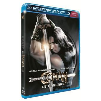 Conan le barbare Blu-ray