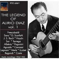 Die Legende Von Alirio Diaz, Vol.1