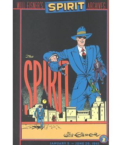 Spirit archives