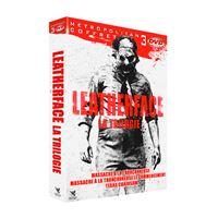 Coffret Leatherface La Trilogie DVD
