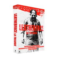 Coffret Leatherface La Trilogie DVD