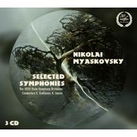 Selected symphonies - 3 CD