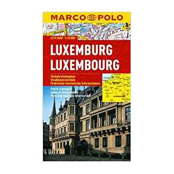 Luxembourg 1:15 000