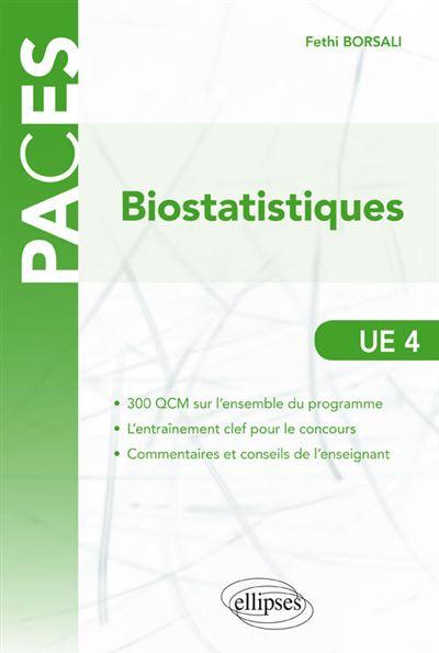QCM de Biostatistiques