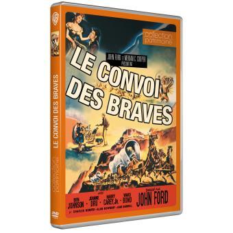 Le convoi des braves - DVD