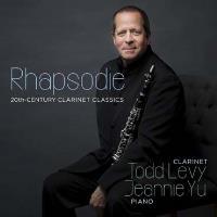 Rhapsodie : Classiques du 20ème siècle pour clarinette