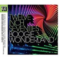 Twelve Inch 70s Boogie Wonderland