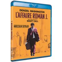 L'Affaire Roman J Blu-ray