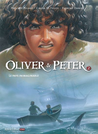 Oliver & Peter T02 - Le pays inimaginable