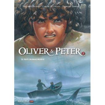 Oliver et PeterOliver & Peter T02 -  Le pays inimaginable