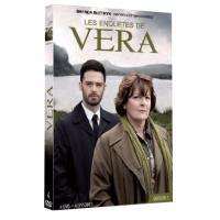 Enquêtes de Vera Saison 3 - DVD