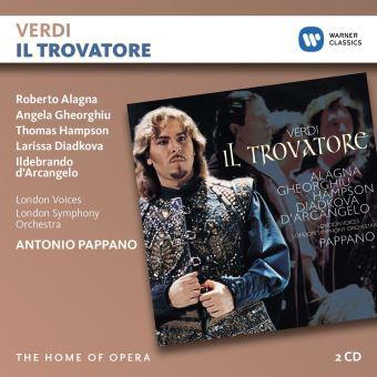 VERDI:IL TROVATORE/2CD