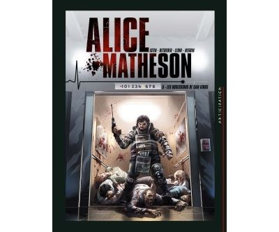 Alice Matheson T05 - Les Obsessions de Sam Gibbs
