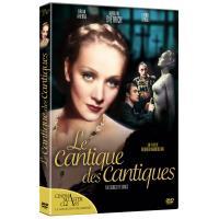 Le Cantique des Cantiques Edition Fourreau DVD
