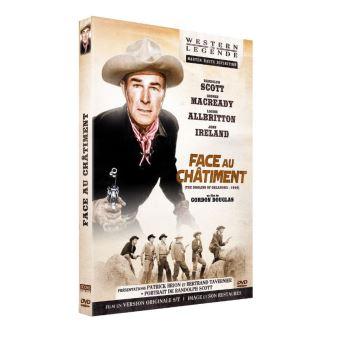 Face au châtiment DVD